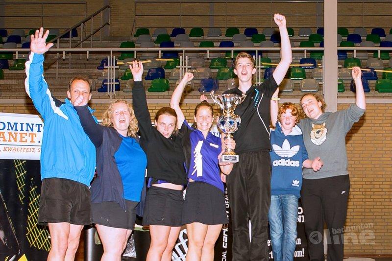 Leerdam wint clubbeker tijdens geslaagd Eind-Best toernooi - BC Alouette
