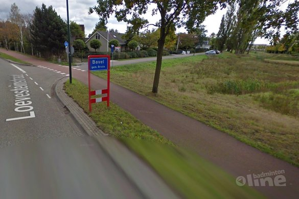 Nieuwe badmintonschool in Bavel - Google Maps