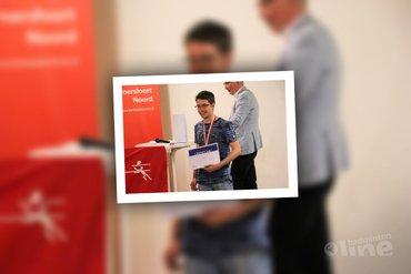 Gemeentelijke onderscheiding voor jonge BAN-vrijwilliger