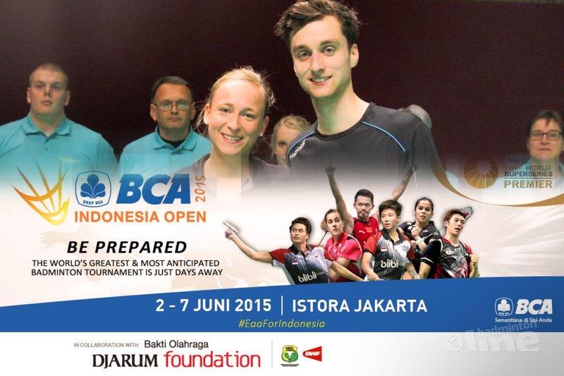 Selena Piek en Jacco Arends starten vol vertrouwen tegen Chinezen - Jacco Arends / Djarum Badminton