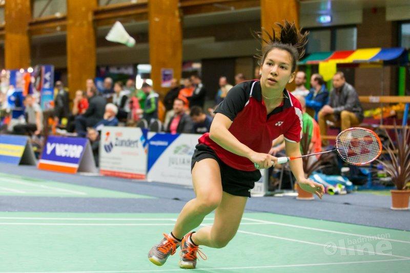 Lianne Tan en Maxime Moreels sneuvelen in tweede ronde Bulgaars Internationaal badminton - René Lagerwaard