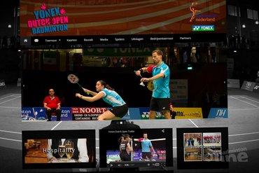 Nieuwe website Yonex Dutch Open: hoofdsponsorschap toernooi te koop voor 50.000 euro