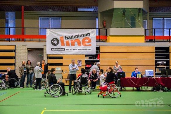 Aangepast badminton steeds meer in the picture - Edwin Sundermeijer