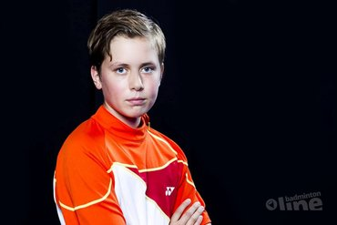 Aangepaste nationale selecties in Arnhem: Brian Wassink naar hoogste trede