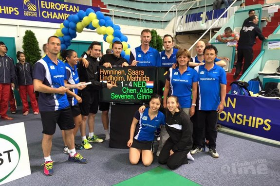 DKC wint eerste wedstrijd in Tours! - BC DKC
