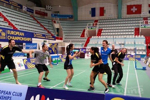 DKC sneuvelt in kwartfinale - Leonard van Velzen