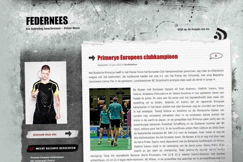 Primorye Europees clubkampioen - Peter Nees