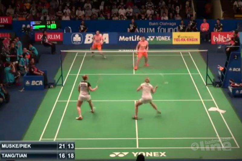 Thom Groot Nibbelink: Ja, badminton ja! - BWF