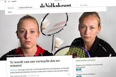 De Volkskrant: Verrassend succesvol probeersel