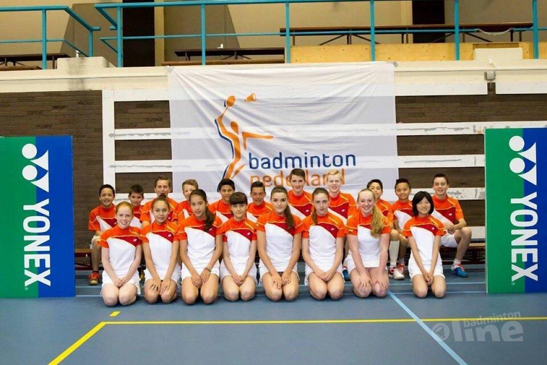 Kick-off nationale jeugdselectie U15