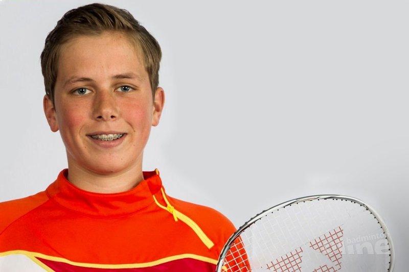 Badmintonner Brian Wassink ziet OS 2028 als ultieme doel - Alex van Zaanen