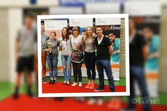Team 7 van The Flying Shuttle in Barendrecht schrijft clubgeschiedenis - TFS Barendrecht