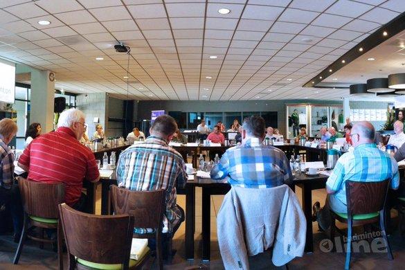 Openingstoespraak Clemens Wortel tijdens Jaarvergadering 27 juni 2015 - badmintonline.nl