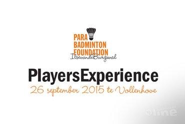 PlayersExperience zaterdag 26 september in Vollenhove