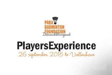 PlayersExperience zaterdag 26 september in Vollenhove
