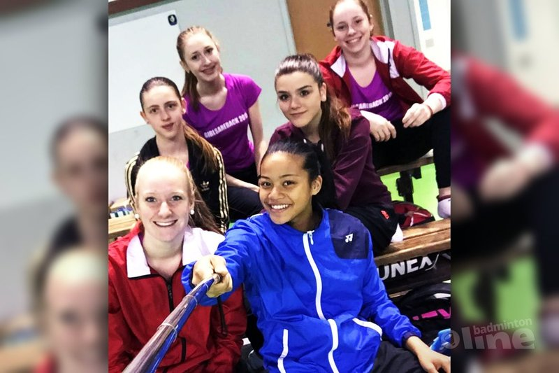 Girls are Back 2015 camp great experience - Badminton Europe