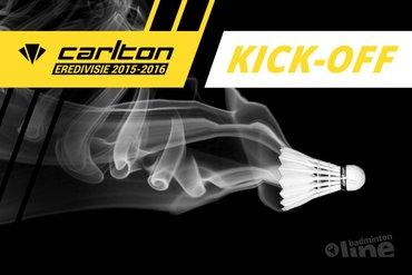 Kom naar de Kick-off Carlton Eredivisie 2015