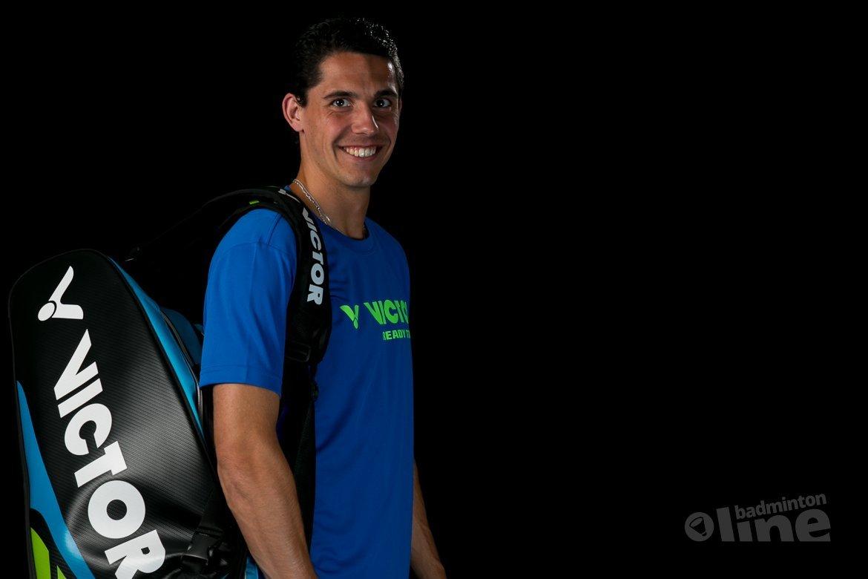Erik Meijs tekent tweejarig contract met Victor