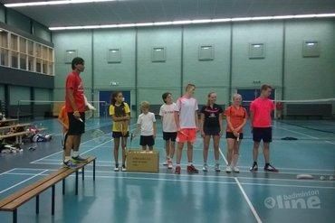 Trainingsweek bij Duinwijck met Pierre Pelupessy
