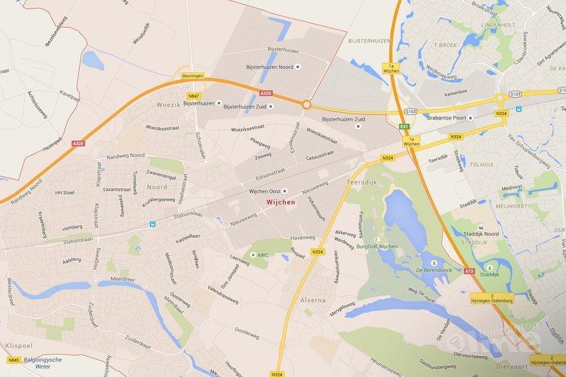 Sportleider 2 badminton in Wijchen en Doetinchem - Google Maps