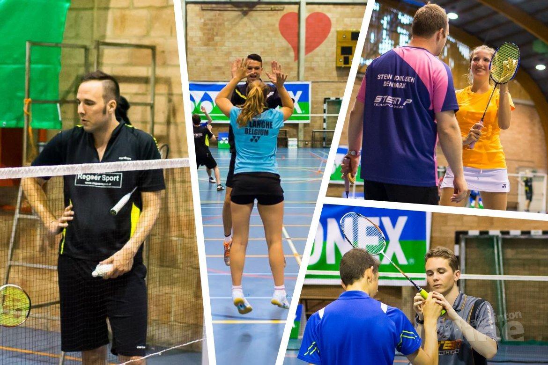Badmintonplezier in België bij het Badcoach Summer Camp