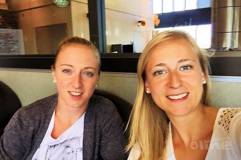 Piek and Muskens: We can feel that we are getting stronger everyday - Selena Piek en Eefje Muskens