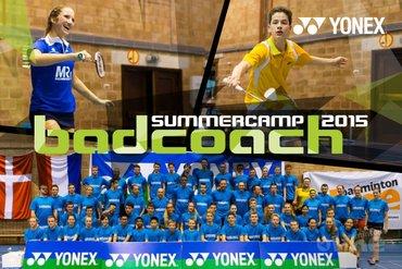 Badcoach Summercamp 2015: twee fantastische weken!
