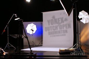 Mediarechten Dutch Open verkocht aan afgevaardigde Rob Taconis