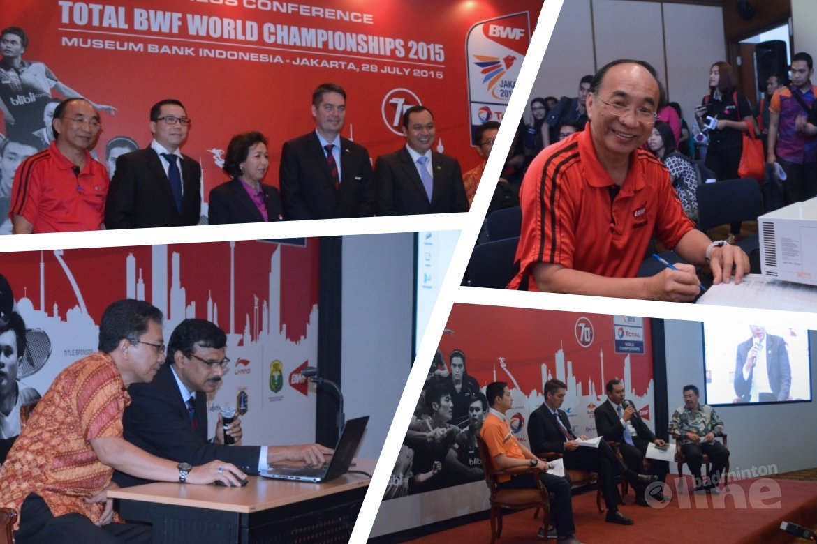 World Championships 2015: Chen Long and Lee Chong Wei in separate halves