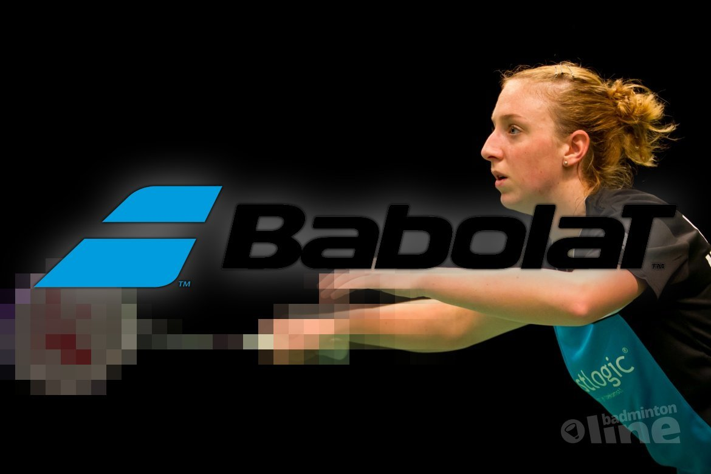 Eefje Muskens zit zonder sponsor: inkoppertje voor Babolat?