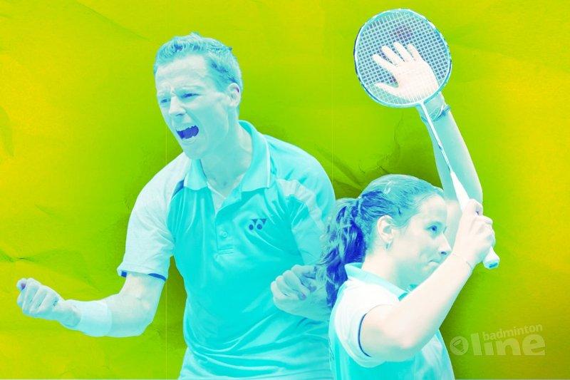 Wereldranglijst van donderdag 12 november 2015: Jorrit en Samantha nog steeds in top 30 - René Lagerwaard / badmintonline.nl