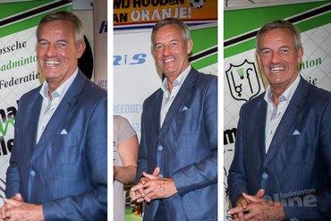 Benoeming Clemens Wortel in commissies Badminton Europe