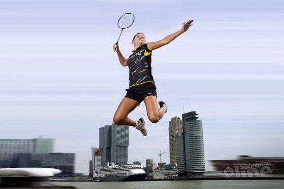 Soraya de Visch Eijbergen: Hollandse hupjes in een Indonesische heksenketel - Bastiaan Heus / badmintonline.nl