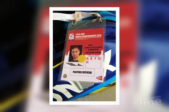 Deze afbeelding hoort bij 'Soraya de Visch Eijbergen reflects on her first World Championships' en is gemaakt door Soraya de Visch Eijbergen