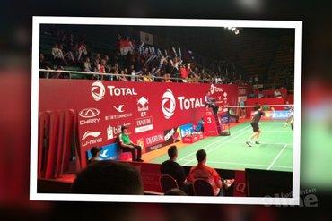 Bondscoach Rune Massing blikt terug op eerste WK Badminton wedstrijddag