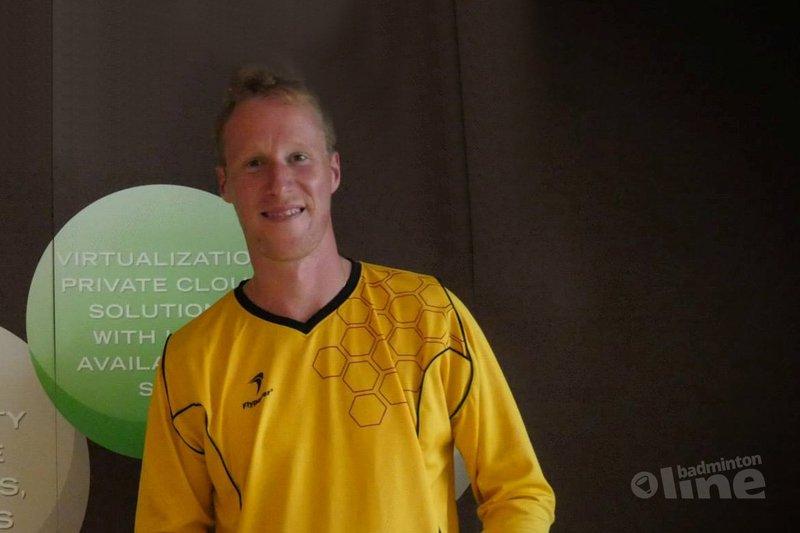 Léon Nottelman te sterk voor Belgen - Flemish Summer Badminton Tournament