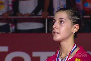 Blunder met volkslied Spanje op WK badminton