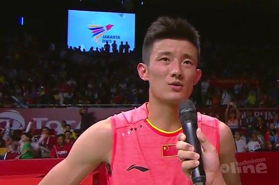 Favorieten maken status waar bij WK badminton - BWF