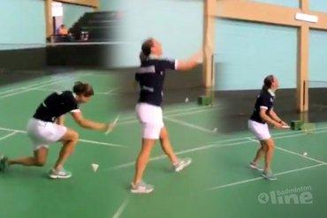 Fysio Britt Dorrestein ging mee naar het WK Badminton: ga eens bij een topwedstrijd kijken!