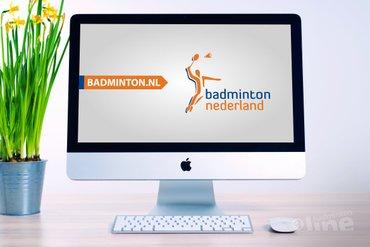 Grote investering Badminton Nederland in communicatiemachine achter nieuwe website