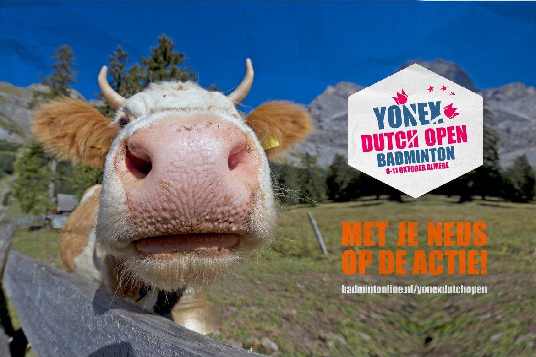 Koop je Yonex Dutch Open 2015 tickets bij badmintonline.nl: met je neus bovenop de actie!