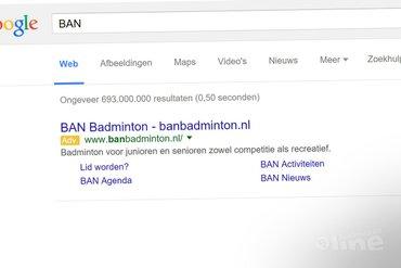 Badminton Amersfoort Noord investeert niet alleen in Google Adwords, maar ook in nieuwe hoofdtrainer