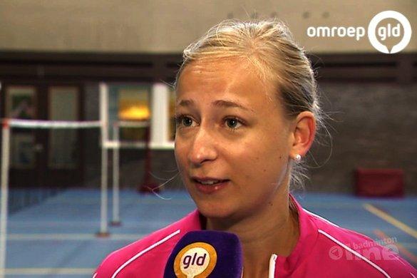 Badmintonster Selena Piek bestormt wereldtop - Omroep Gelderland