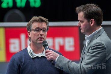 Badminton Nederland gaat Bart-Jan den Hollander helpen met fotowedstrijd