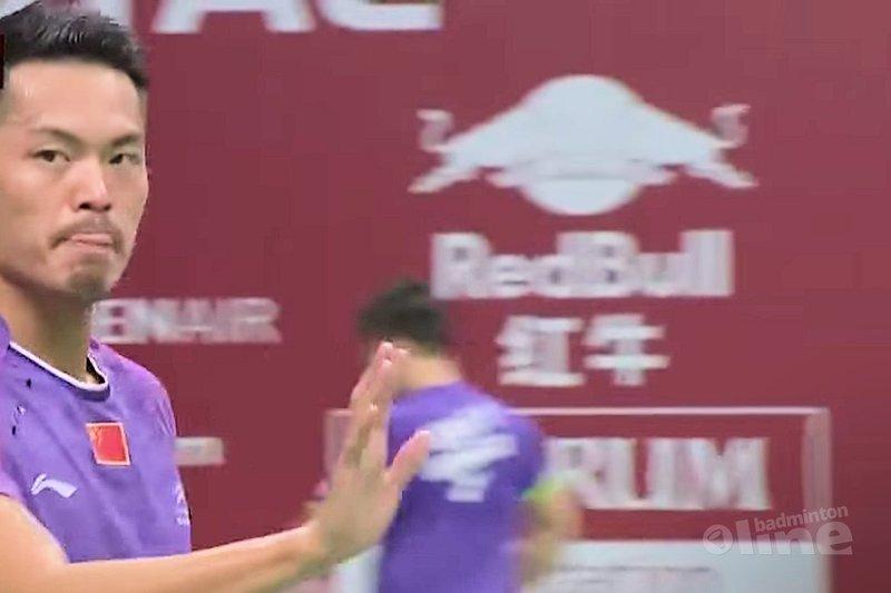 Lin Dan focused on returning to top of badminton podium at Rio 2016 Olympic Games - BWF