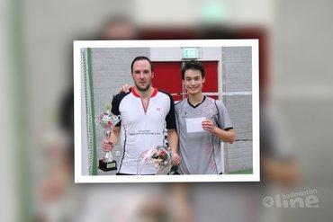 Michiel Kruijt wint 3 titels op jubileum Start-Up toernooi in Bavel