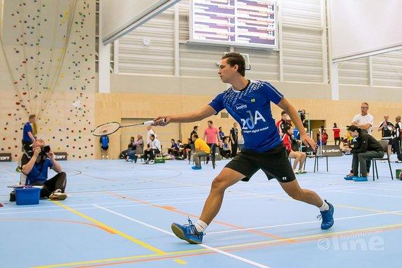 Smashing put hoop uit verlies in eerste eredivisiewedstrijd - Edwin Sundermeijer
