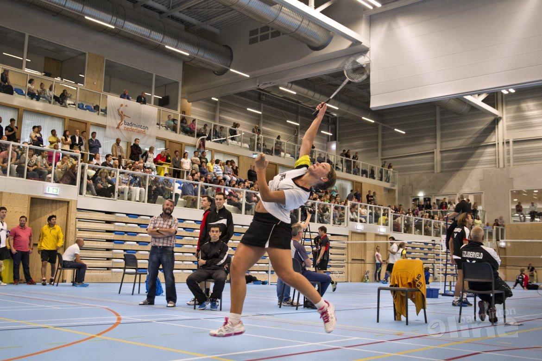 Victoria verliest openingswedstrijd van Amersfoort: Lieke Maes zorgt voor enige winstpunt