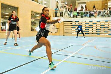 Landelijke jeugdbadmintonfinale in Sportcomplex Koning Willem-Alexander