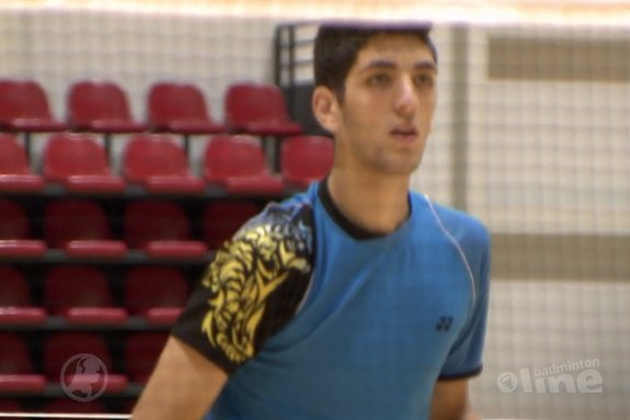 Refugee turns out to be Syrian national badminton champion - Hart van Nederland